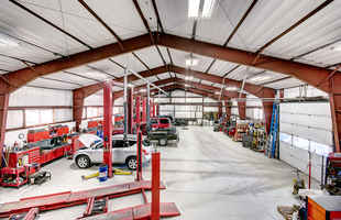 Well established auto service & repair business