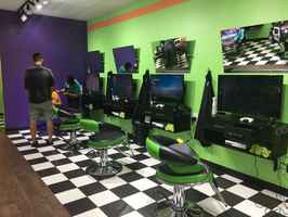 Kids Hair Styling Salon Featuring Games For Sale!