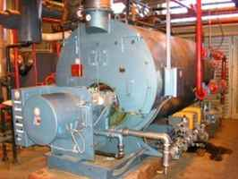 Industrial Boiler Assembly, Repair, & Maintenance