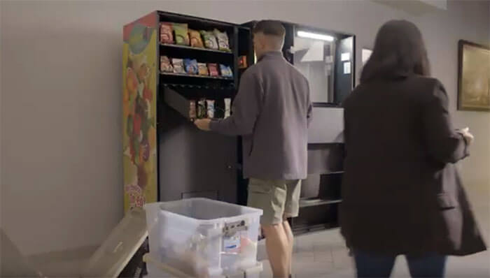 Healthier4U Vending Video