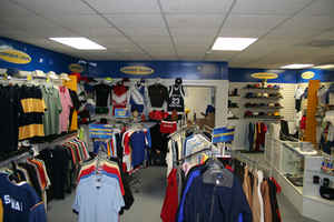 Team Apparel Promotion Retail Business