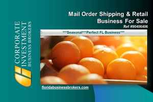Shipping and Retail Business For Sale