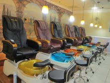 LUXURY NAILS  SALON FOR SALE