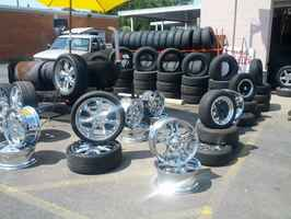 Great Potential - Used/New Tire Sales/Service