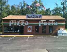 Pizzeria with Beer License, Rental Unit And Land