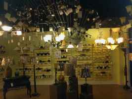 Beautiful Lighting Fixture Store  - 24509