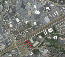Gwinnett Mall Area - 3 AC Land/Building Site