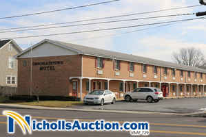 auction 26 unit motel in hershey, pa business for sale in hershey, paservices hotel, motel, lodging ◅ back to search results