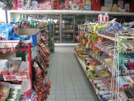 Gas Station & Convenience-Store  - 25854