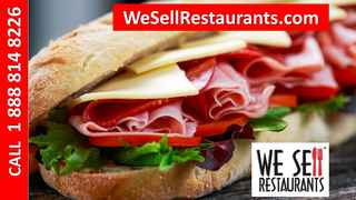 Sandwich Franchise for Sale in Texas SBA Approved