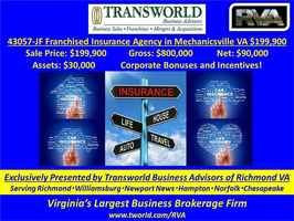 43057-JF Franchised Insurance Agency