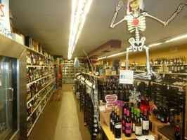 Liquor, Beer & Wine Store  - 26549