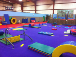 TOP Global Franchise Kids Gym & Party Place!