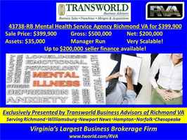 43738-Mental Health Service Agency Richmond VA