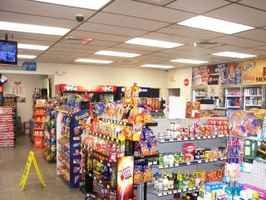 Gas Station & Convenience-Store For Sale-27053