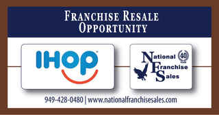 IHOP Franchise for Sale| Real Estate Available