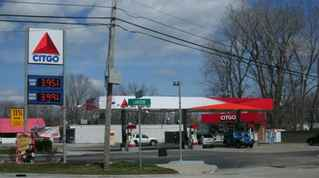 Newly remodeled Citgo station near Lake St. Clair.