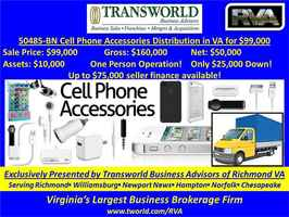 50485-BN Cell Phone Accessories Distribution in VA