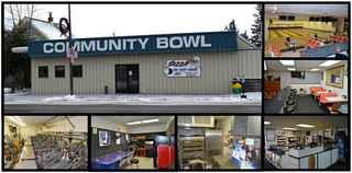 8 Lane Bowling Alley & Pizza Restaurant For Sale
