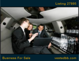 Limousine Business For Sale  - 27895