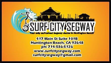 Segway Dealership - Thriving Business on the Beach