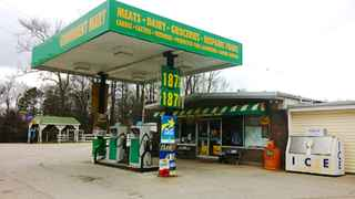 Unbranded, Profitable Rural Gas Station