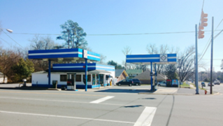 High Margin Gas Station with Old Fashioned Charm