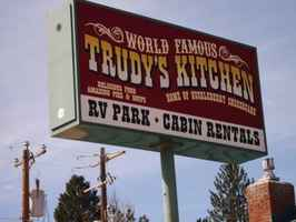 PRICE REDUCED!World Famous Trudy