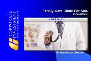 Family Care Clinic for Sale