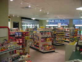 Ashe County, NC High End Convenience Store-28371