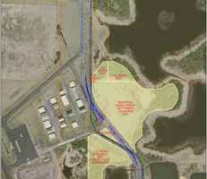 23 Acre Industrial Site