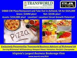 54860-CW Pizza Restaurant and Take Out in Ashland