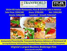 59154-RB Italian Restaurant, Pizza & Grill