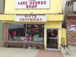Gift/Souvenir Shop at Lake George Village