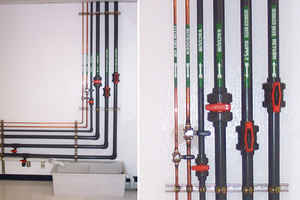 Commercial Piping Contractor & HVAC Maint Service
