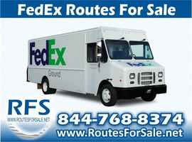 FedEx Ground and Home Delivery Routes, Clarksburg