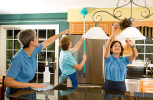 Profitable Ind. Residential Cleaning Service!