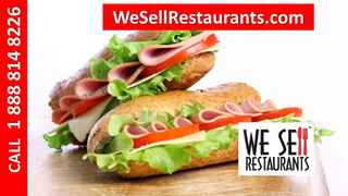 Sandwich Franchise for Sale in Houston