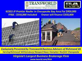 62352-JF Premier Commercial and Residential Roofer