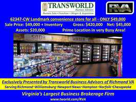 62347-CW Landmark convenience store for all
