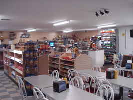 Franklin County, NC Food Mart/Cafe For Sale-28638