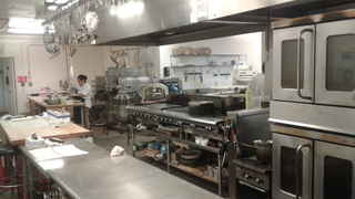 Fully Equipped Commercial Kitchen