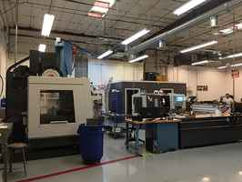 State of the Art Precision Machine Shop