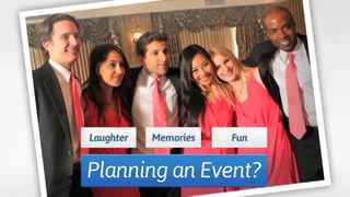 Event Entertainment & Photo Marketing Franchise