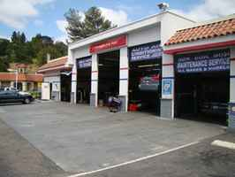 Auto Repair and Transmission Shop - Fresno