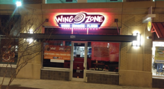 Wing Zone Profitable Franchise-Steps from UGA Camp