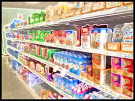 Retail Health Foods Store
