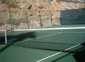 Tennis  Court Maintenance & Repair