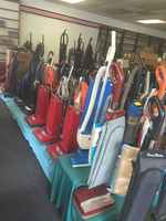ASSET SALE! Must sell ALL Vacuum Cleaners & Parts