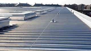 Commercial Roofing Company for Sale